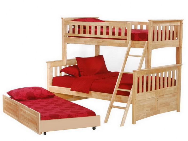 Дополнительное фото Кровать двухъярусная Модерн