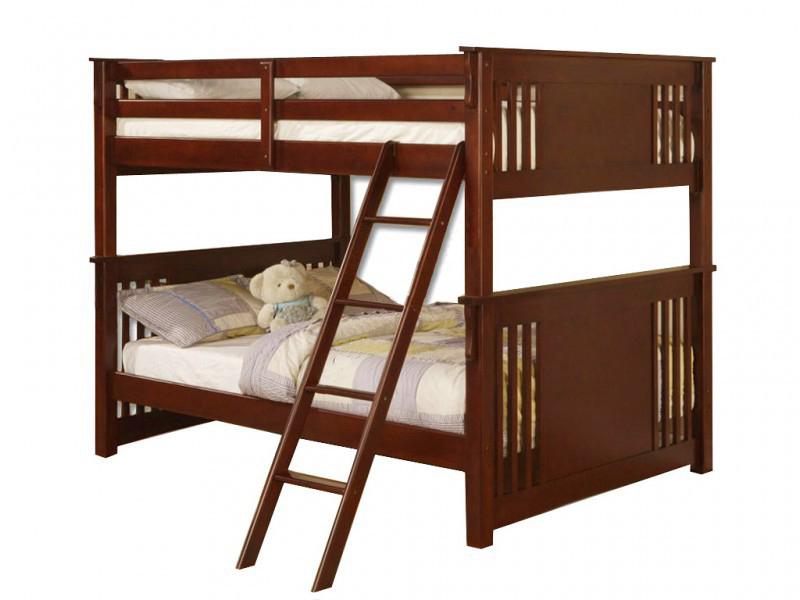 Фото Кровать двухъярусная Стенли