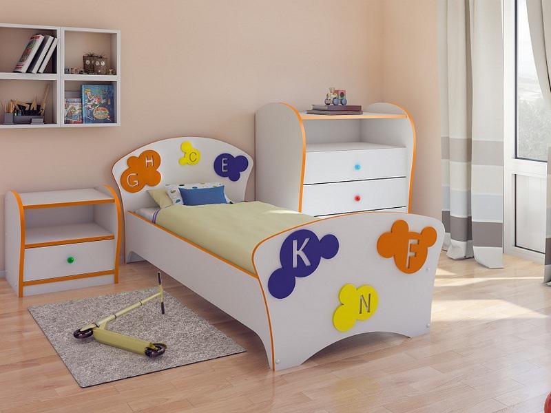 Дополнительное фото Тумба прикроватная Орматек Соната Kids